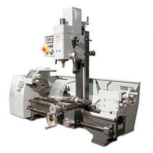 Комбинированный токарно-фрезерный станок Metalmaster MML 250x550 M