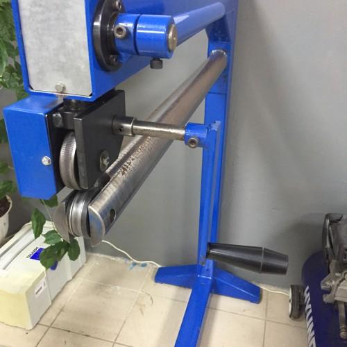 Фальцеосадочный станок ручной ZL-1a (ЧЕХИЯ)