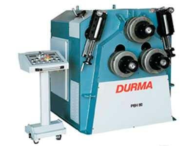 Гидравлические профилегибы DURMA серии РВН 100