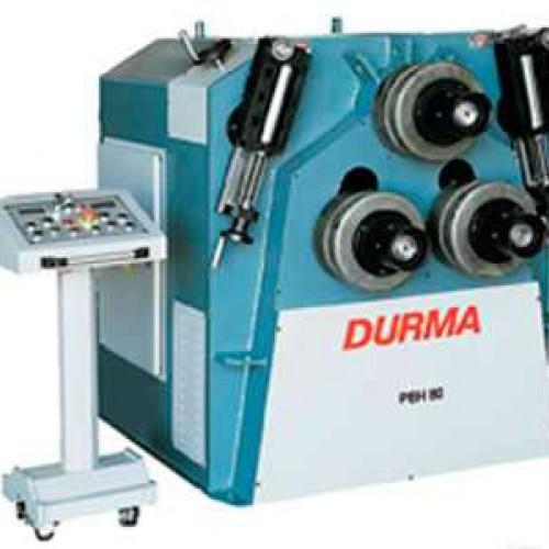 Гидравлические профилегибы DURMA серии РВН 80
