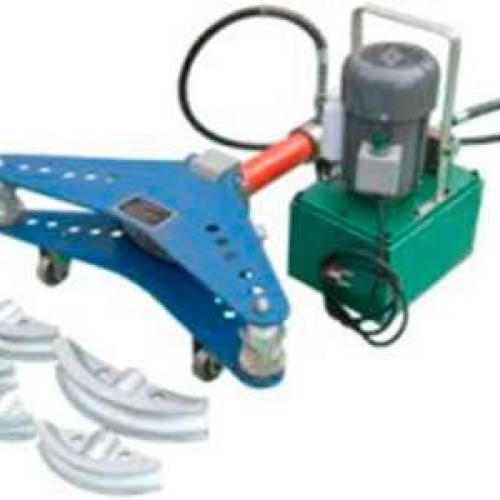 Ручной электрогидравлический трубогиб ТГЭ-4