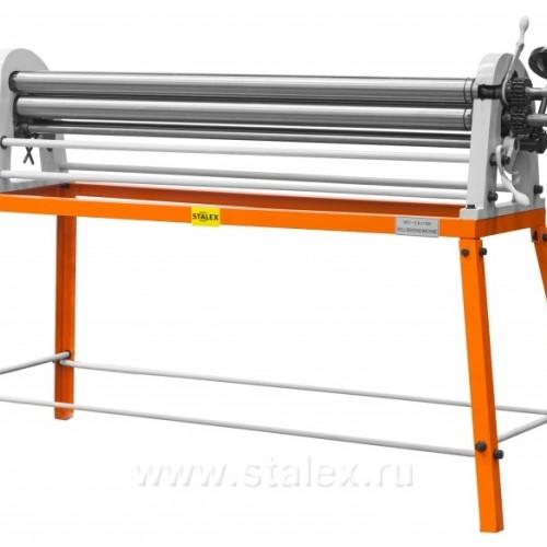 Станок вальцовочный ручной STALEX W01-0.8х1300