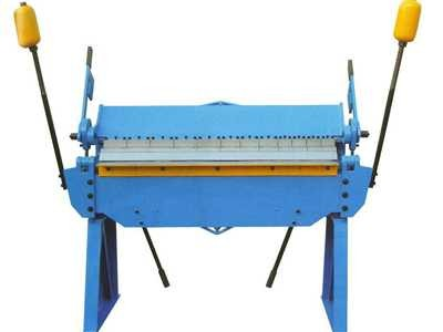 Листогиб сегментный MetalMaster MTS 2520