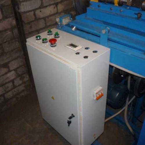 Автоматический станок для производства сетки рабицы АСУ-174М