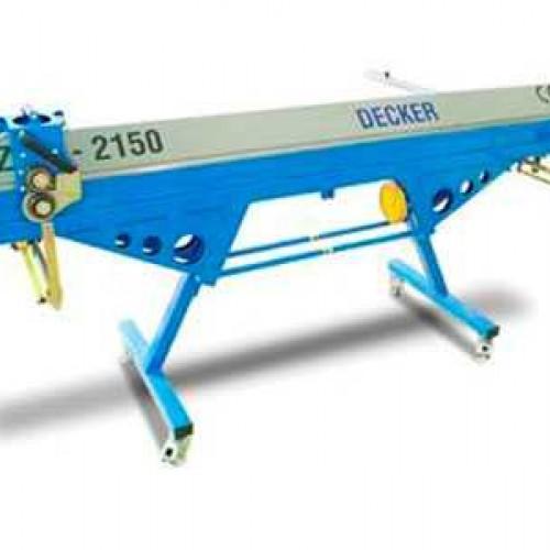 Листогиб ручной DECKER X3-2000