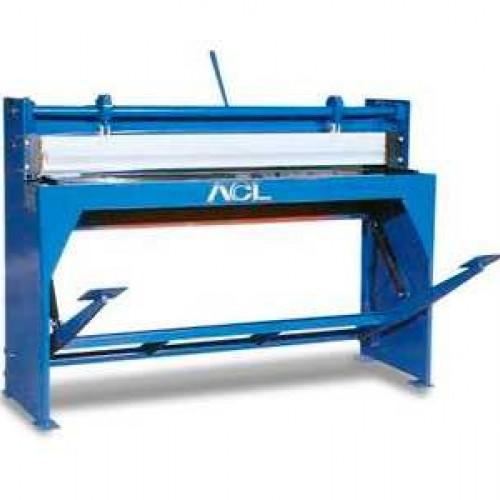 Ножницы гильотинные ручные ACL Q11 1,2x1300
