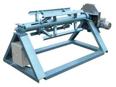 Приводной самоцентрирующийся разматыватель РМСЦ-1250-Э