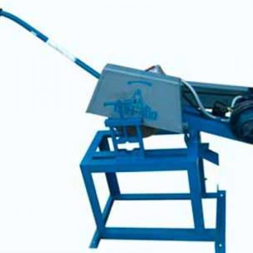 Маятниковый отрезной станок СОМ-400В