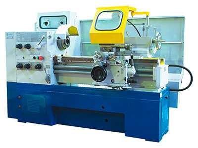 Универсальный токарно-винторезный станок повышенной точности Samat 400 XV